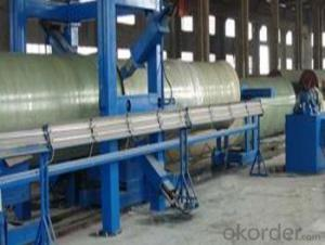 Convenient with High Pressure GRE Pipe of different styles for sales