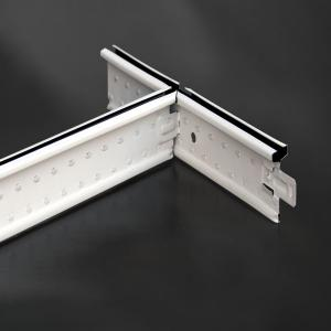Metal Frame Suspended t24 Flat Ceiling T Grid for Ceiling