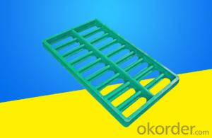 Ductile Iron Manhole Covers and Frames for Sale in China