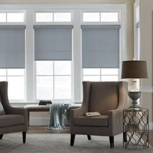 Blinds and Office Curtains with Simple Design