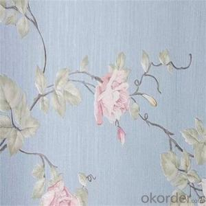 Deep Embossing Vinyl Wallpaper Home Decor