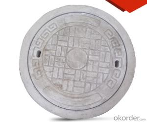 Casting Iron Manhole Cover For Industry from Hebei