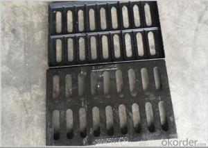 Light Duty Ductile Iron Manhole Covers&Frame
