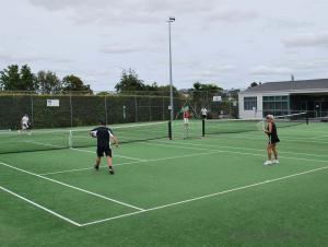 Artificial grass for student Sport court