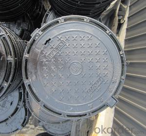 Iron Manhole Cover with Kinds of Standard Sizes