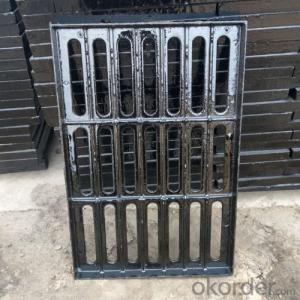 Mining Used Ductile Iron Manhole Cover for Sale
