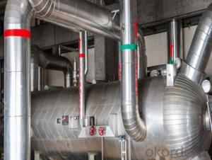 FRP Winding Wire Continuous Equipment / Glass Fiber Pipe Making Line of Various Types
