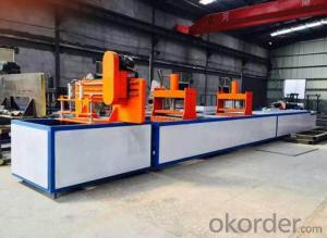 Profile FRP Popular Rebar Making Machine on Hot Sale Automatically