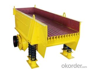 Best design of ZZF vibrating feeder with high efficiency