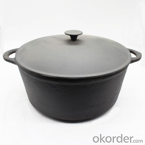 cast iron Dutch Oven cast iron  cookware