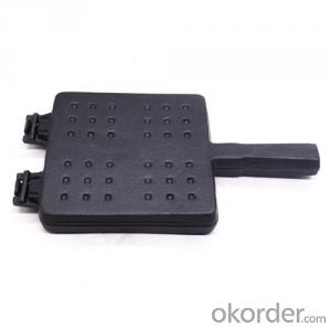cast iron waffles bakeware cast iron cookware