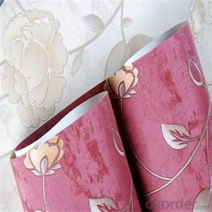 Wedding Decoration PVC Deep Embossed wallpaper Waterproof Bathroom Wall Covering Panels