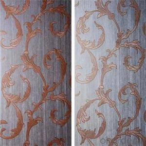 Environment Protection Wall Decoration Eco Solvent Ink Printing Wallpaper