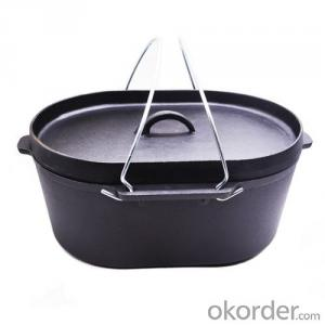cast iron BBQ Cookware cast iron cookware