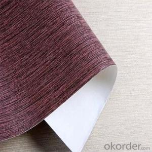 Custom Korea Vinyl Wallpapers,3D Beautiful Designer Wallpaper for Wholesales