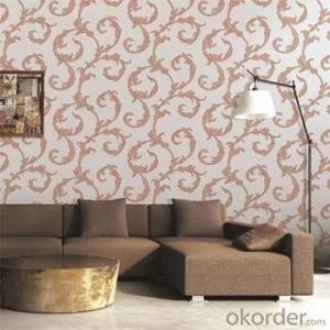Recyclable, Degradable Environmentally Friendly Non-woven Wallpaper