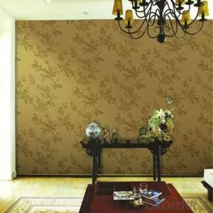 PVC Wallpaper Newest Fashion Design Modern Wallpaper