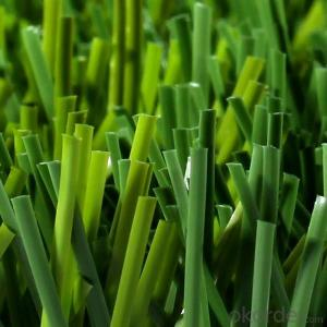 Natural looking high quality high density artificial landscaping grass