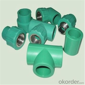 PPR Pipe for Landscape Irrigation Application from China in 2018