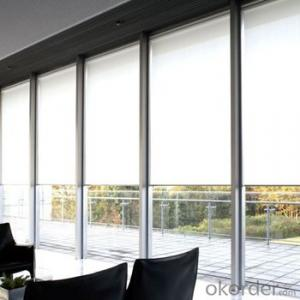 Blinds and Outdoor Blinds with Automatic Devices