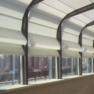 Roller Blinds Part Curtain Fabric Shade Net for Blinds Window