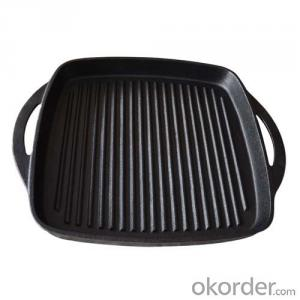 cast iron Grill Pan cast iron coonkware cast iron