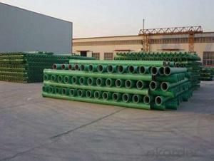 FRP Pipe With Maintenance Free And Long Life Span of different styles made in China for sales
