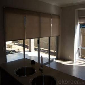 Zebra Blinds Fabric Korea Combi Blind Flexible Led Curtain Screen