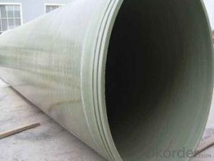 FRP pipe with Excellent  mechanical  and  physical  performance of different styles for sales