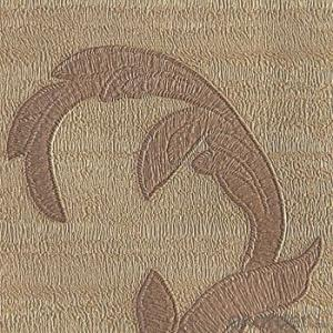 Decorative Paintable Textile Fiberglass Wallcovering / Fiberglass Wallpaper