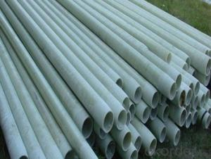 FRP Pipe With Maintenance Free And Long Life Span of different styles
