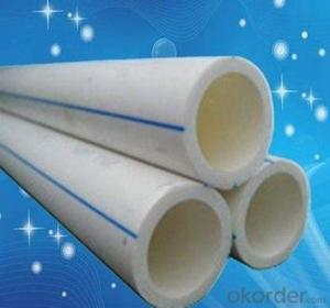 Plastic PPR Pipes for Hot and Cold water