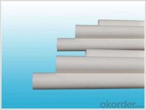 Plastic PPR Pipes for Hot/Cold Water Conveyance