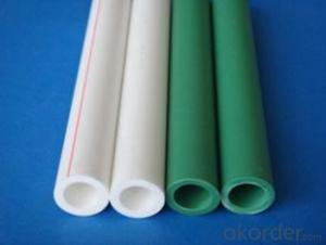 2018 Plastic PPR Pipes for Hot and Cold Water