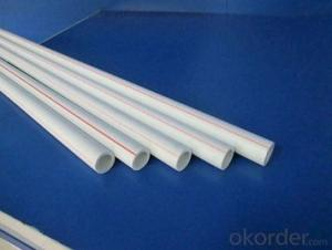 China-Made Plastic PPR Pipes for Hot/Cold Water Conveyance