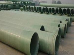 FRP pipe Light weight and high strength of different styles