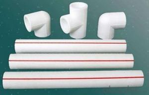 China-Made Plastic PPR Pipes for Hot and Cold Water Conveyance with Good Price