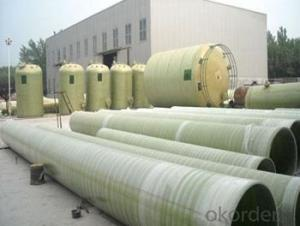 FRP Pipe Winding Continuous Machine of New Design Automatically