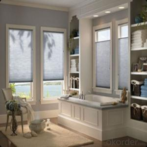 Fiberglass Indoor Honeycomb Roller Blinds Shades