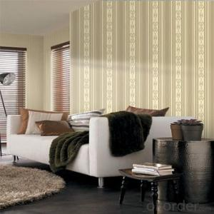 Main Product Waterproof PVC Fashion Decorations Vinyl Wallpaper, Wall Paper