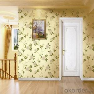 Colorful Rhombic Design Digital Printing Non-woven 3D Wall Panel Wallpaper