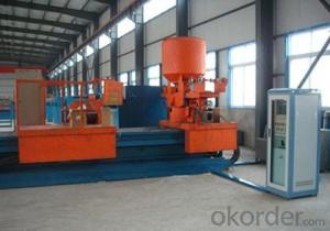FRP Tank Filament Winding Machine Fiberglass FRP GRP pultrusion machine