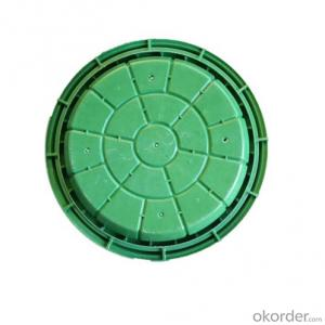 casting ductile iron manhole covers for mining and industry EN124 Standard in Hebei