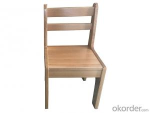 Chair for Preschool Children Beech Wood Furniture