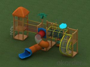 Backyard Outdoor Playground Equipment for Children