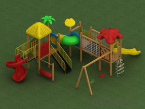 Backyard Outdoor Playground Equipment for Kids