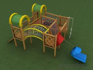 High Quality Outdoor Playground Equipment for Children