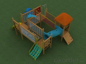 Preschool Outdoor Playground Equipment for Children