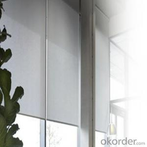 Wifi Motorized Roller Blinds Bamboo Curtain Agricultural Shades Net