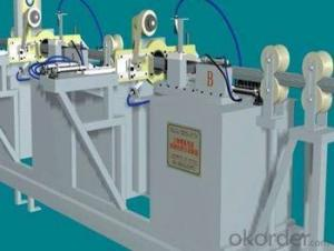 Direct Roving FRP Filament Winding Machine with High Quality Hydraulic